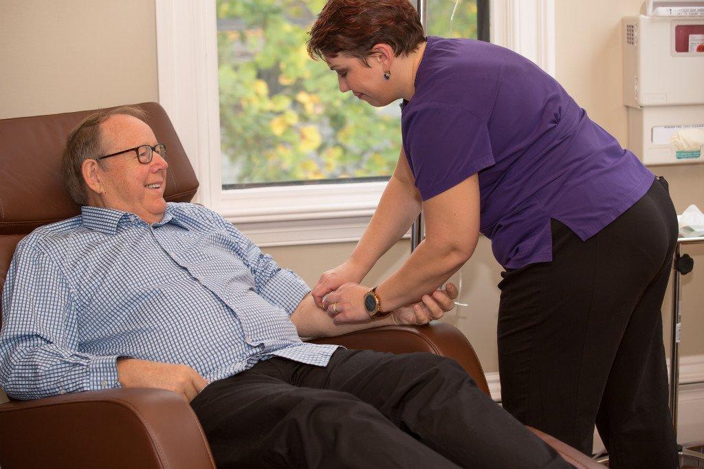Ketamine Treatment at Cambridge Biotherapies