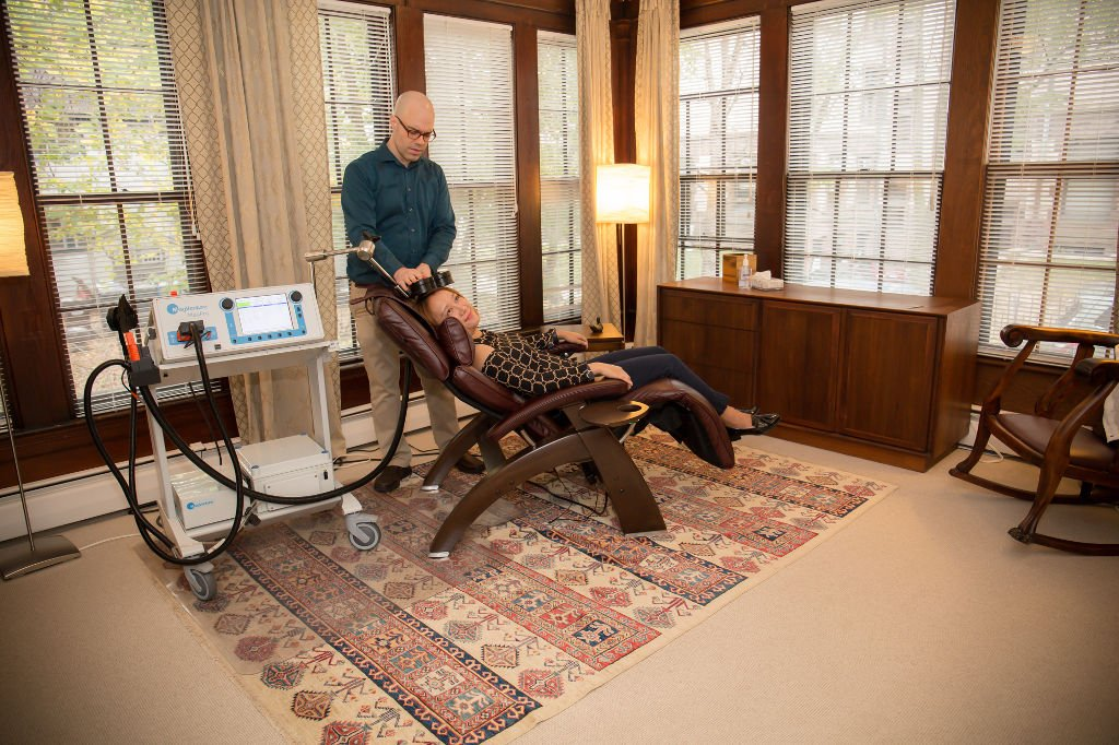 TMS Therapy at Cambridge Biotherapies